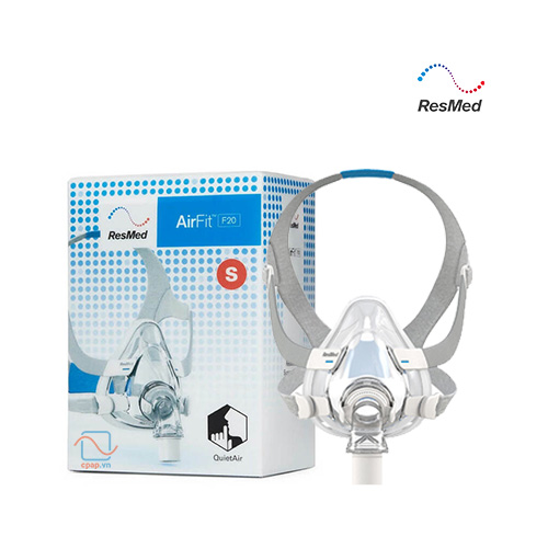 AirFit F20 - Pic 3